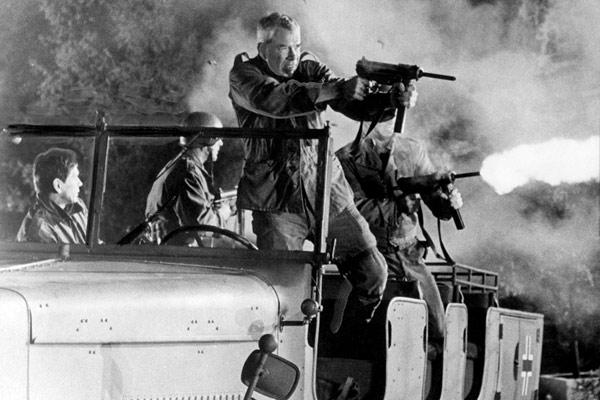 Das dreckige Dutzend : Bild Lee Marvin, Robert Aldrich