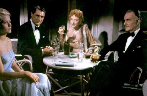 Über den Dächern von Nizza : Bild Cary Grant, Grace Kelly, Jessie Royce Landis, John Williams