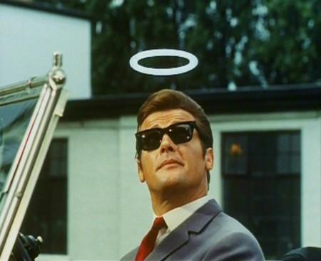 Simon Templar : Bild Roger Moore