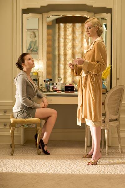 The Nanny Diaries : Bild Laura Linney, Robert Pulcini, Scarlett Johansson, Shari Springer Berman
