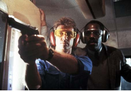 Lethal Weapon - Zwei stahlharte Profis: Danny Glover, Mel Gibson