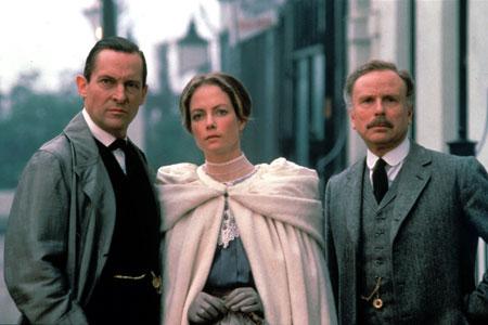 Sherlock Holmes : Bild Edward Hardwicke, Jeremy Brett