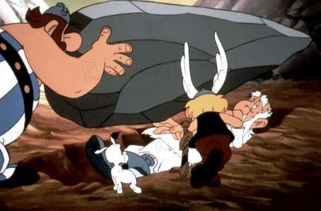 Asterix - Operation Hinkelstein: Philippe Grimond