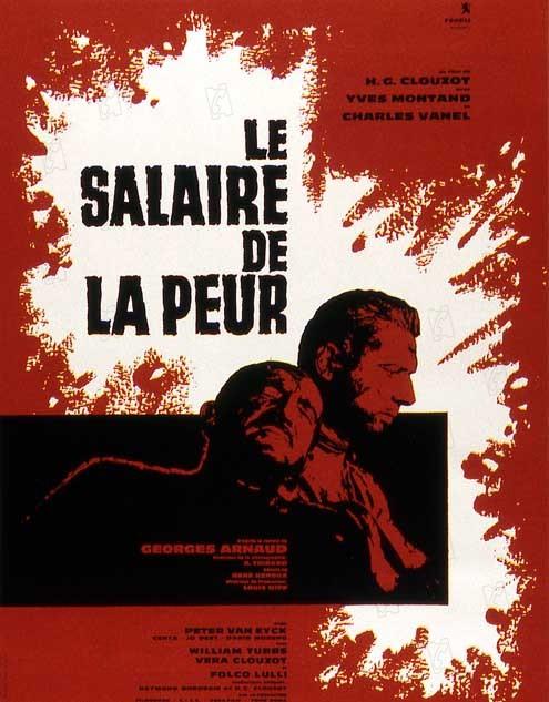 Lohn der Angst: Henri-Georges Clouzot, Charles Vanel, Yves Montand