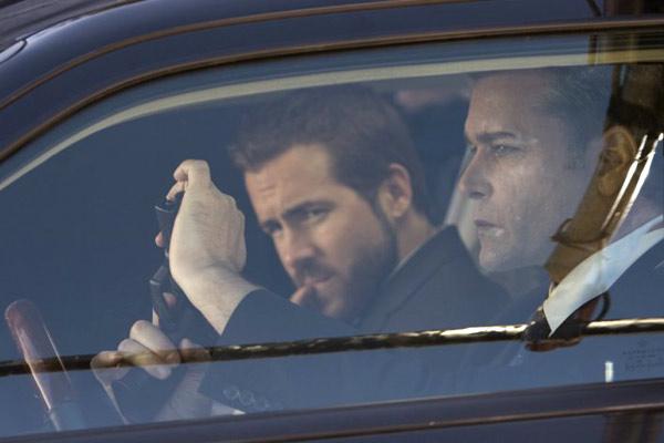 Smokin' Aces: Joe Carnahan, Ray Liotta, Ryan Reynolds