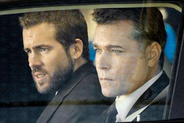 Smokin' Aces: Ray Liotta, Joe Carnahan, Ryan Reynolds
