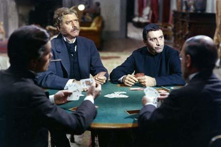 Der Leopard : Bild Burt Lancaster, Luchino Visconti, Romolo Valli