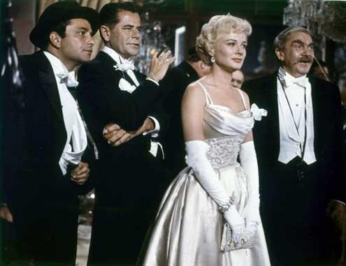 Die unteren Zehntausend : Bild Frank Capra, Glenn Ford, Hope Lange, Peter Falk, Thomas Mitchell