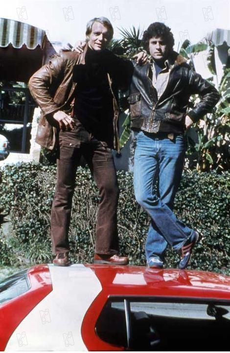 Starsky & Hutch : Bild David Soul, Paul Michael Glaser