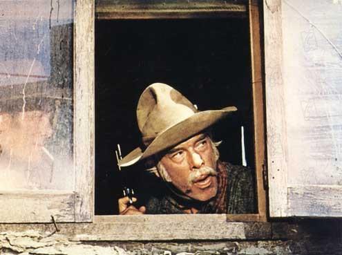 Monte Walsh : Bild Lee Marvin, William A. Fraker