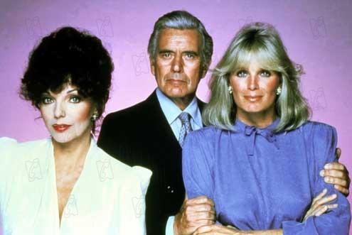 Der Denver-Clan : Bild Joan Collins, John Forsythe, Linda Evans