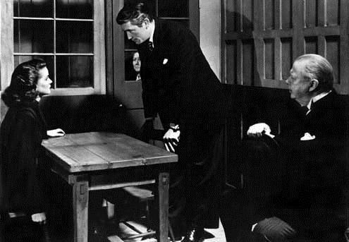 Der Fall Paradin : Bild Alida Valli, Charles Coburn, Gregory Peck