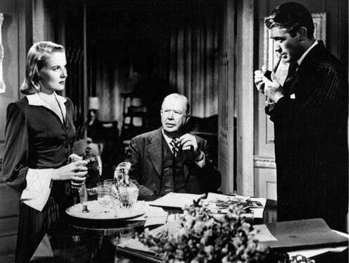 Der Fall Paradin : Bild Ann Todd, Charles Coburn, Gregory Peck