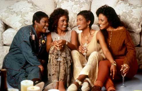 Waiting to Exhale - Warten auf Mr. Right: Forest Whitaker, Angela Bassett, Whitney Houston, Lela Rochon, Loretta Devine