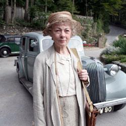 Agatha Christie's Miss Marple (2004) : Kinoposter