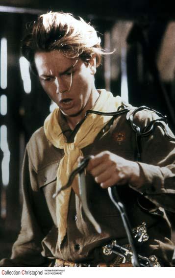 Indiana Jones und der letzte Kreuzzug: River Phoenix