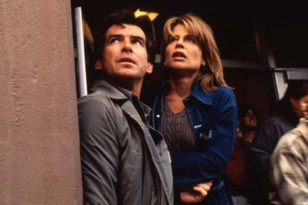 Dante's Peak: Linda Hamilton, Pierce Brosnan