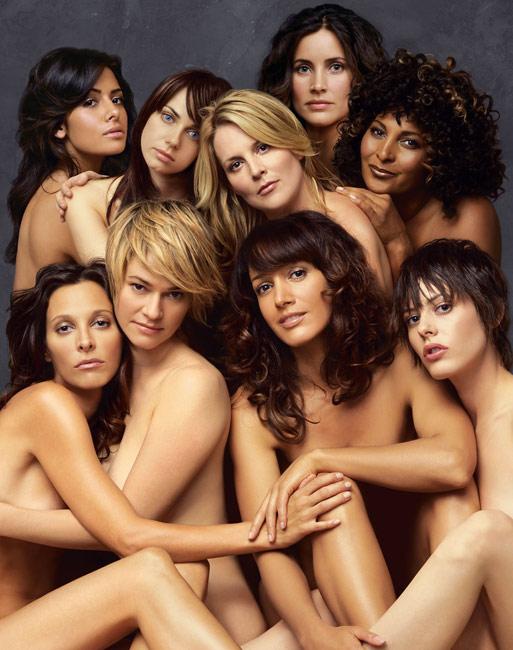 The L Word - Wenn Frauen Frauen lieben : Bild Erin Daniels, Jennifer Beals, Katherine Moennig, Laurel Holloman, Leisha Hailey