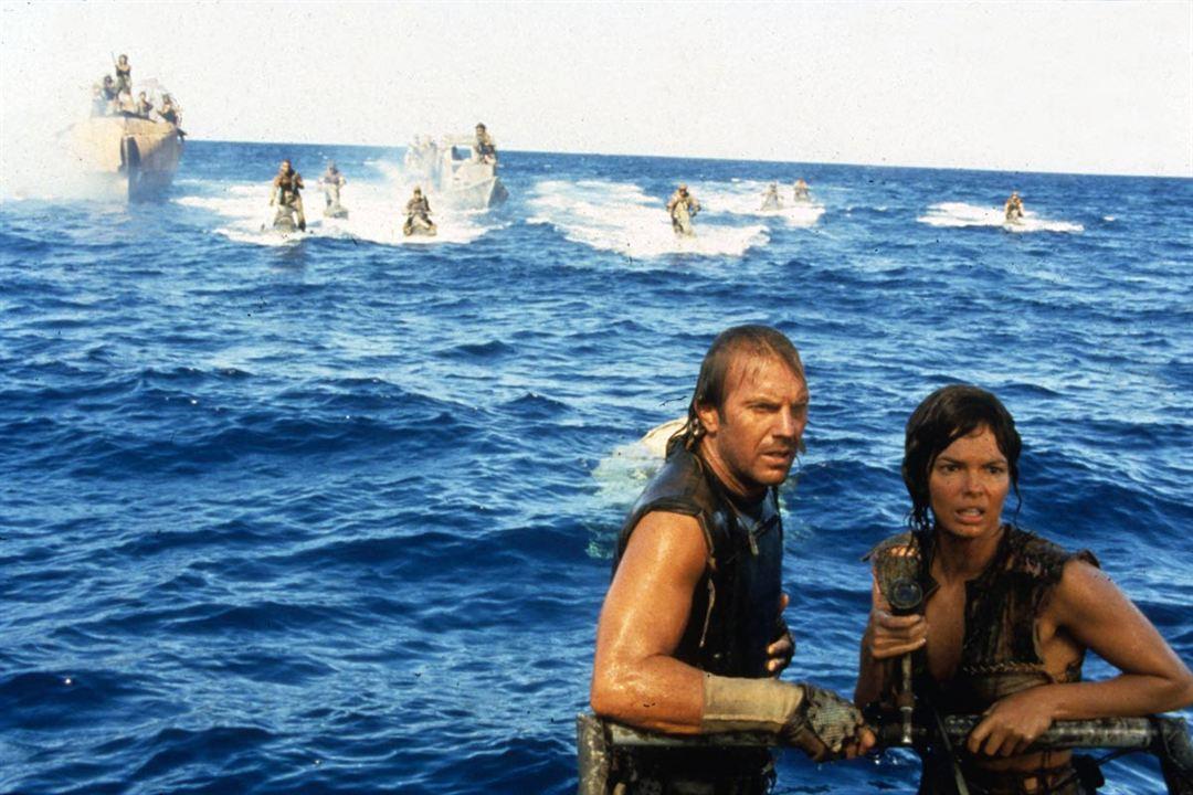Waterworld: Kevin Costner, Jeanne Tripplehorn, Kevin Reynolds