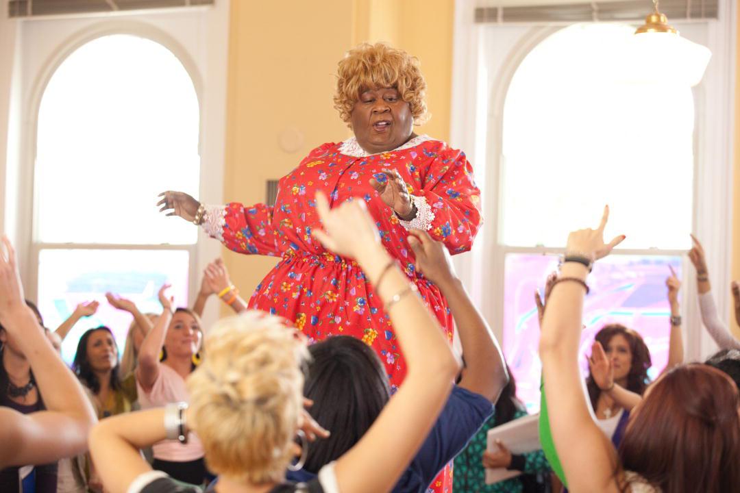 Big Mama's Haus - Die doppelte Portion : Bild John Whitesell, Martin Lawrence