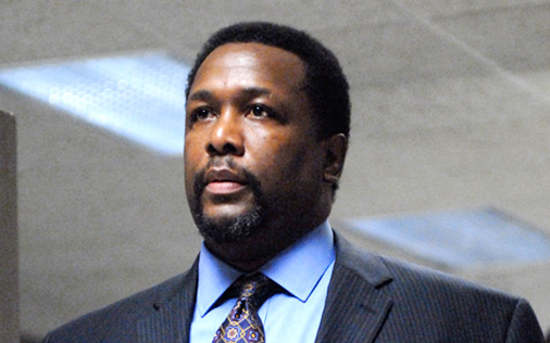 The Wire : Bild Wendell Pierce