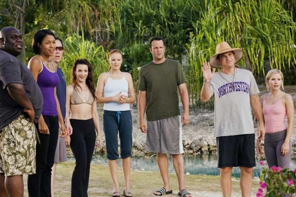 All Inclusive: Malin Åkerman, Peter Billingsley, Kristen Bell, Vince Vaughn, Kali Hawk, Faizon Love, Jason Bateman, Kristin Davis