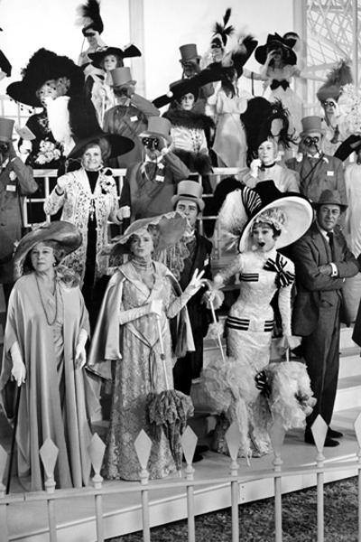 My Fair Lady : Bild Audrey Hepburn, Jeremy Brett, Rex Harrison
