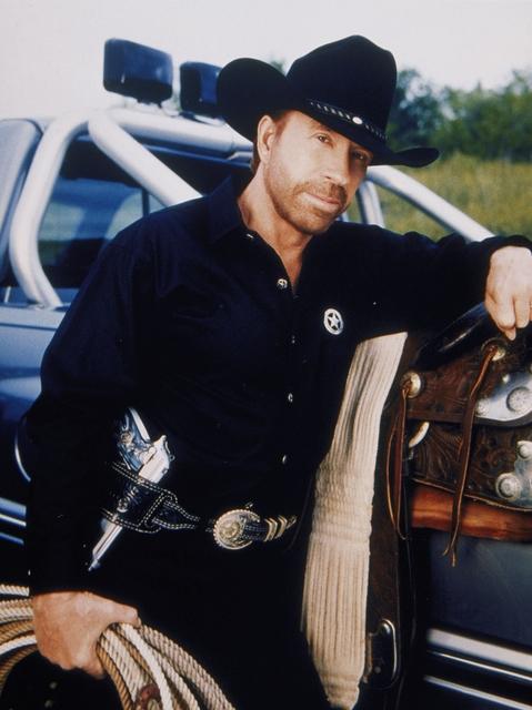 Walker, Texas Ranger : Bild Chuck Norris