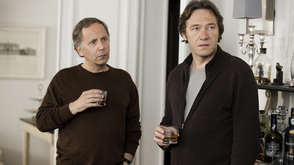 My Father's Guest : Bild Fabrice Luchini, Olivier Rabourdin