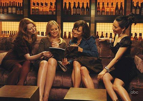 Bild Bonnie Somerville, Frances O'Connor, Lucy Liu, Miranda Otto