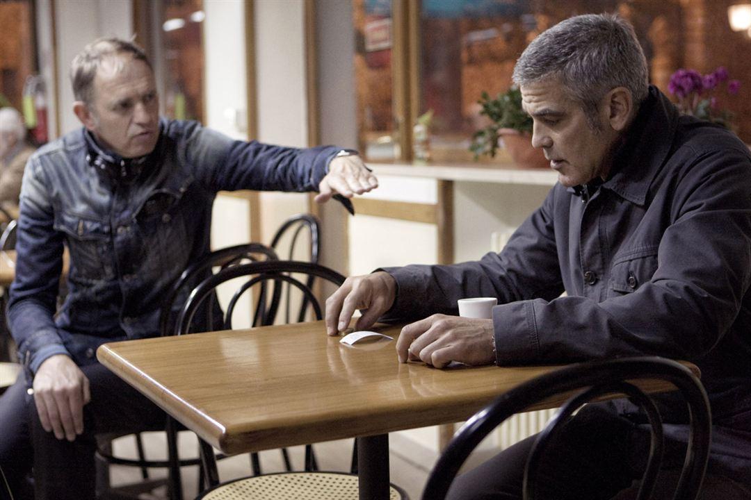 The American: George Clooney, Anton Corbijn