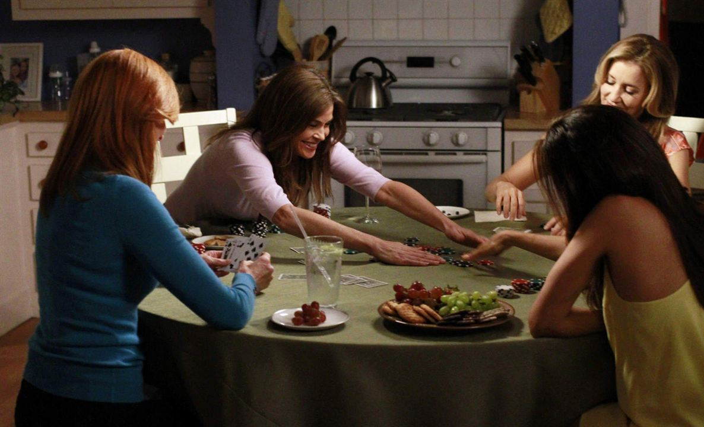 Bild Eva Longoria, Felicity Huffman, Marcia Cross, Teri Hatcher