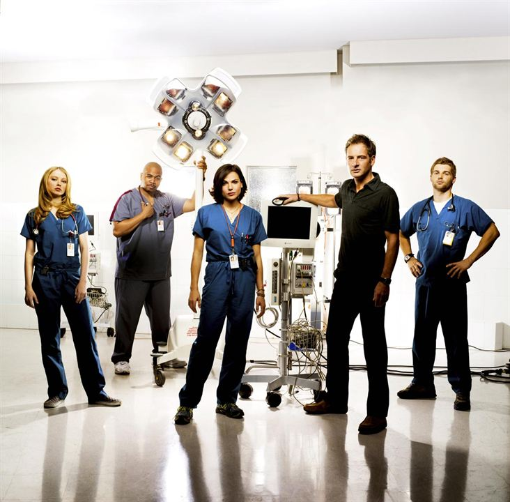 Miami Medical : Bild Elisabeth Harnois, Jeremy Northam, Lana Parrilla, Mike Vogel