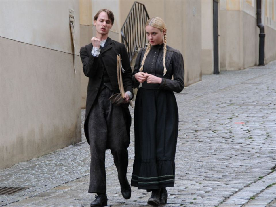 Mein Kampf : Bild Anna Unterberger, Tom Schilling, Urs Odermatt