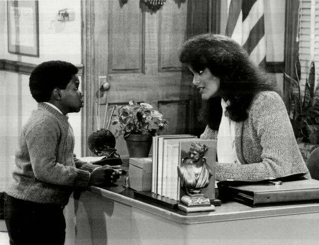 Noch Fragen Arnold? : Bild Gary Coleman, Jayne Kennedy