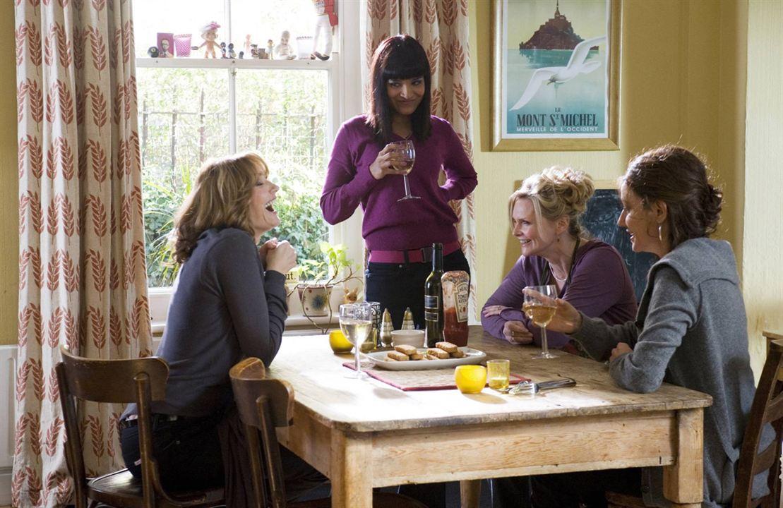 Aus Lust und Leidenschaft : Bild Orla Brady, Sarah Parish, Sharon Small, Shelley Conn