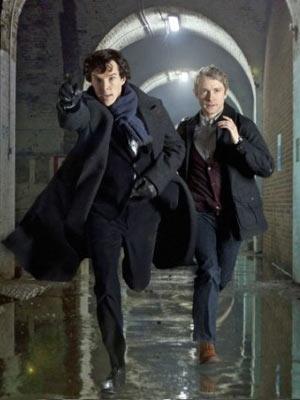 Sherlock : Kinoposter