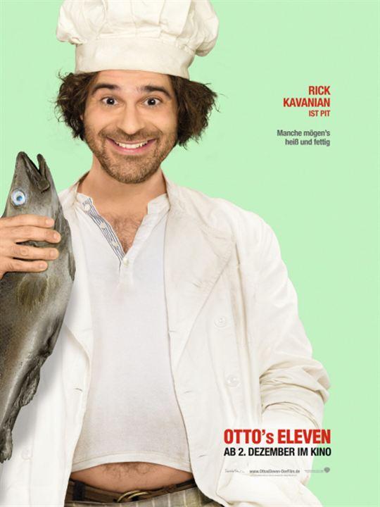 Otto's Eleven : Kinoposter Rick Kavanian, Sven Unterwaldt