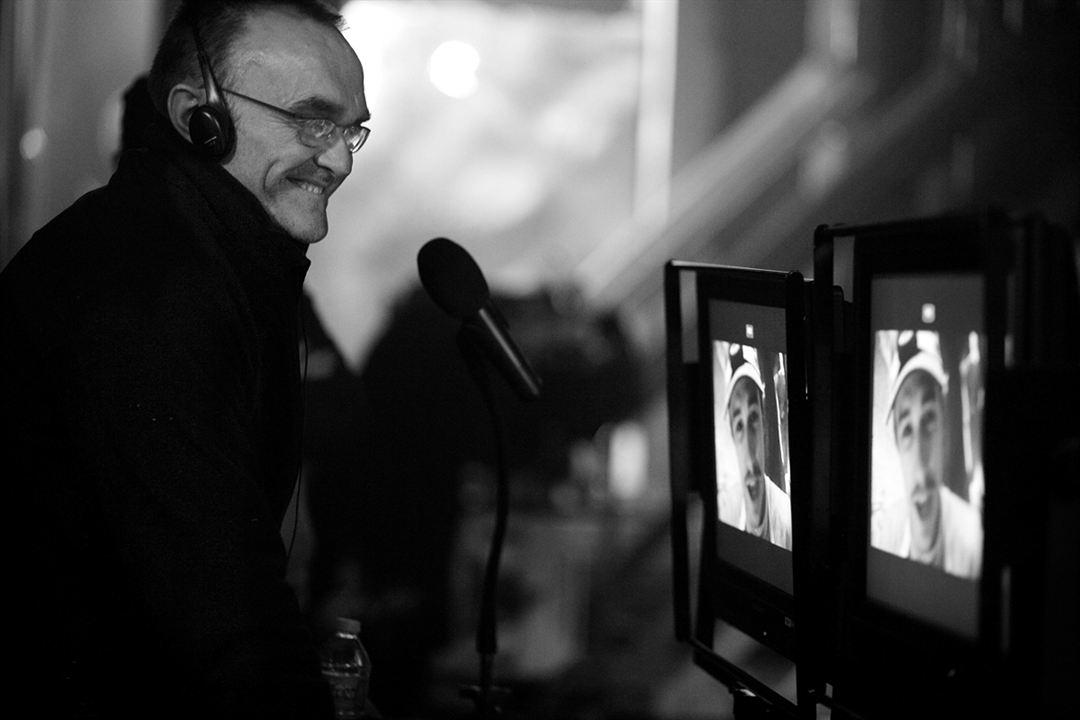 127 Hours: Danny Boyle