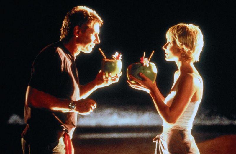 Sechs Tage, sieben Nächte: Anne Heche, Harrison Ford