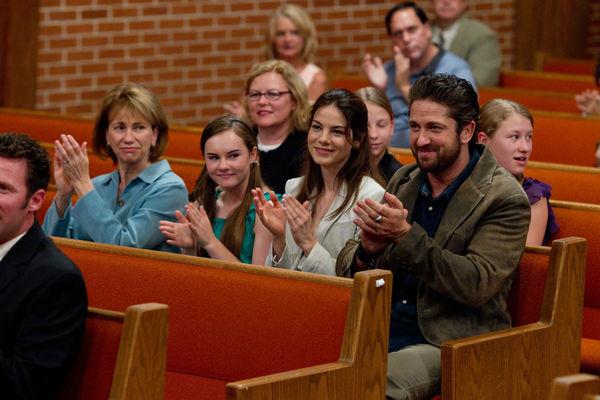 Machine Gun Preacher: Michelle Monaghan, Madeline Carroll, Kathy Baker, Gerald Butler
