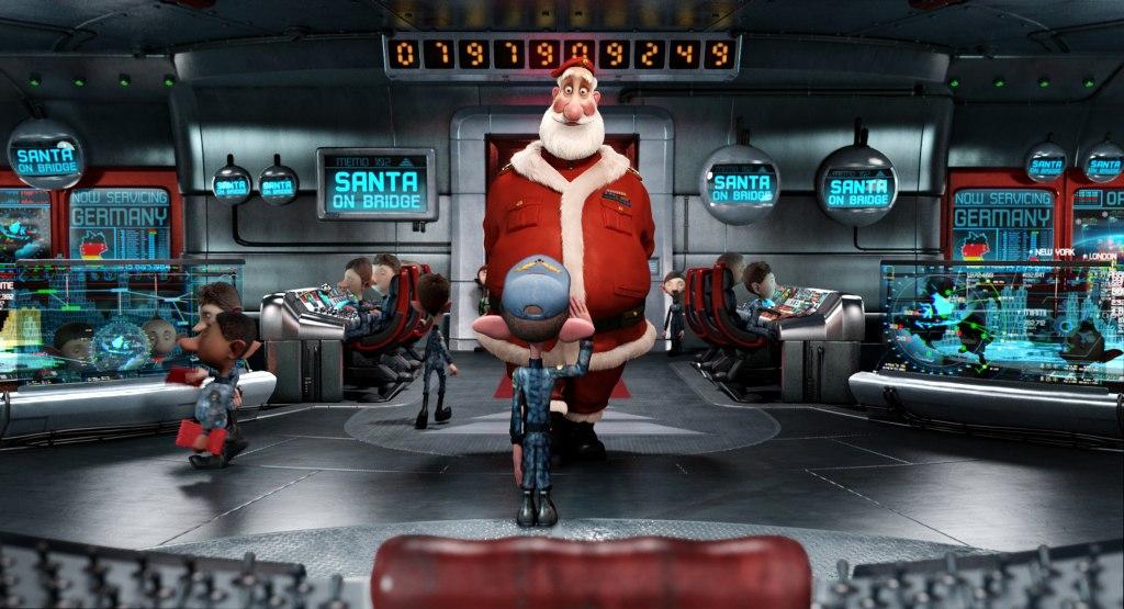 Arthur Weihnachtsmann: Sarah Smith
