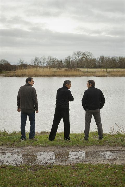 True Friends: Gérard Lanvin, Wladimir Yordanoff, Jean-Hugues Anglade, Stephan Archinard, François Prévôt-Leygonie