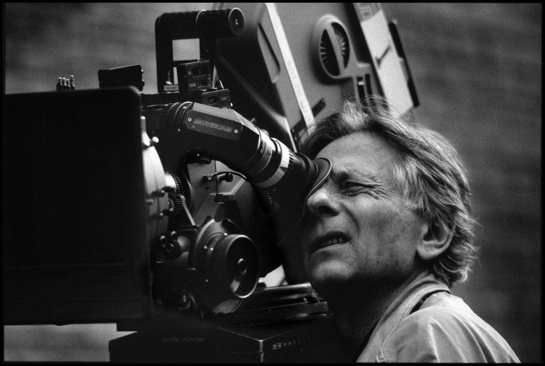 Roman Polanski: A Film Memoir: Roman Polanski