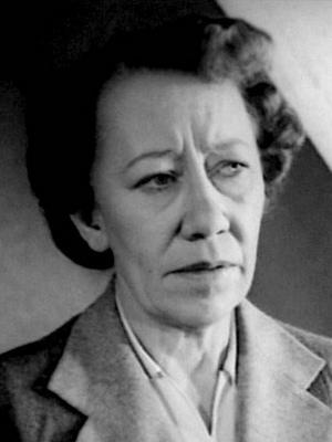 Kinoposter Flora Robson
