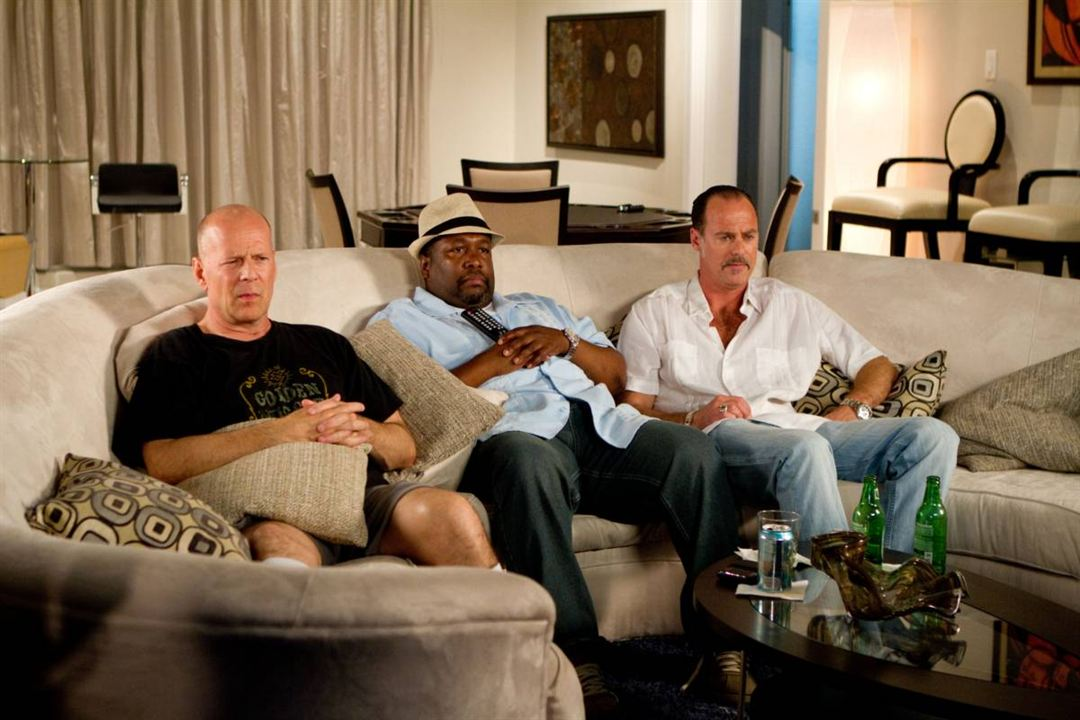 Lady Vegas : Bild Bruce Willis, Wendell Pierce