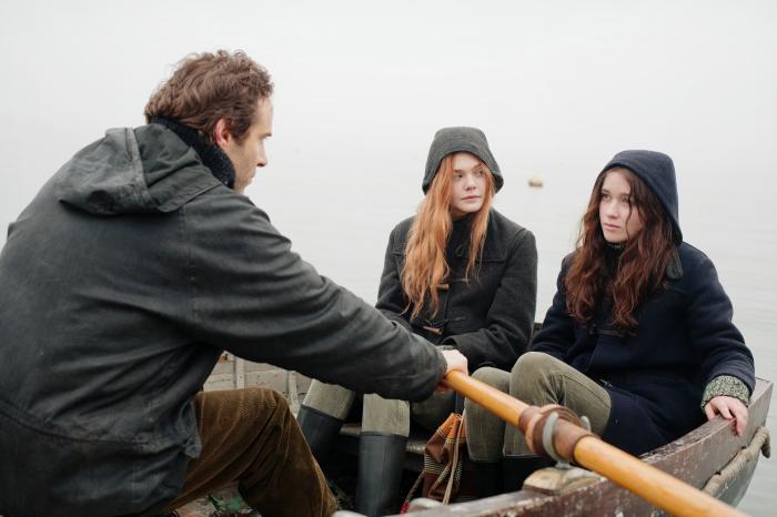 Ginger & Rosa : Bild Alessandro Nivola, Alice Englert, Elle Fanning
