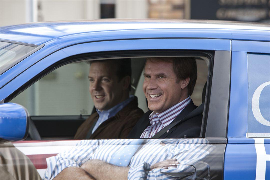Die Qual der Wahl: Jason Sudeikis, Will Ferrell