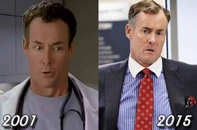 John C. McGinley (Dr. Perry Cox)