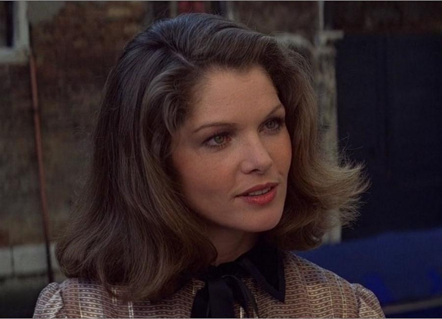 "Holly Goodhead (Lois Chiles) in ""James Bond 007 - Moonraker"""